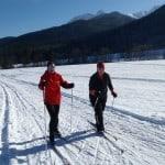 narciarstwo biegowe-plusy