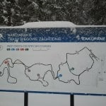 mapa tras biegowych wZakopanych