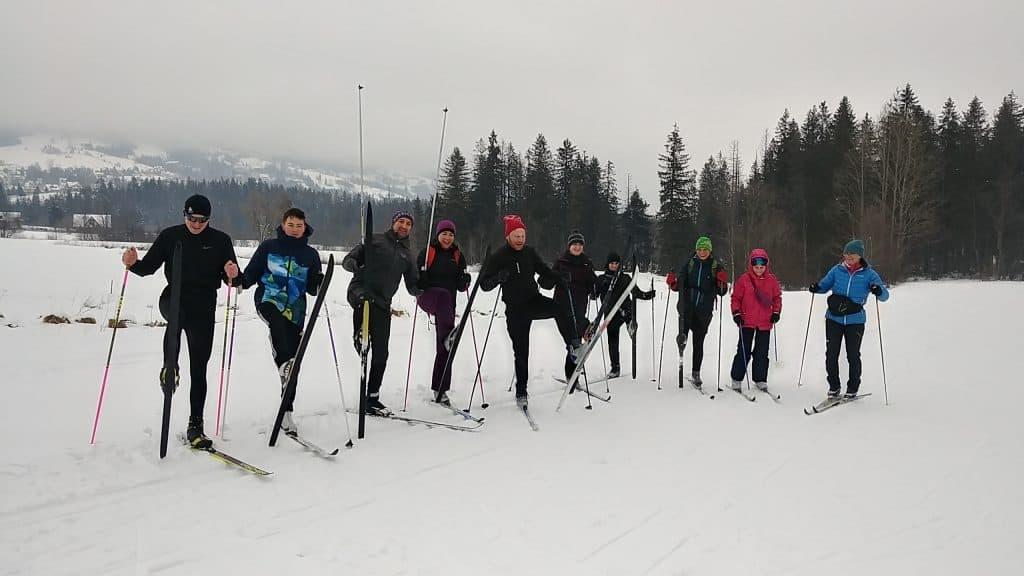 kurs narciarstwa biegowego dla początkujących